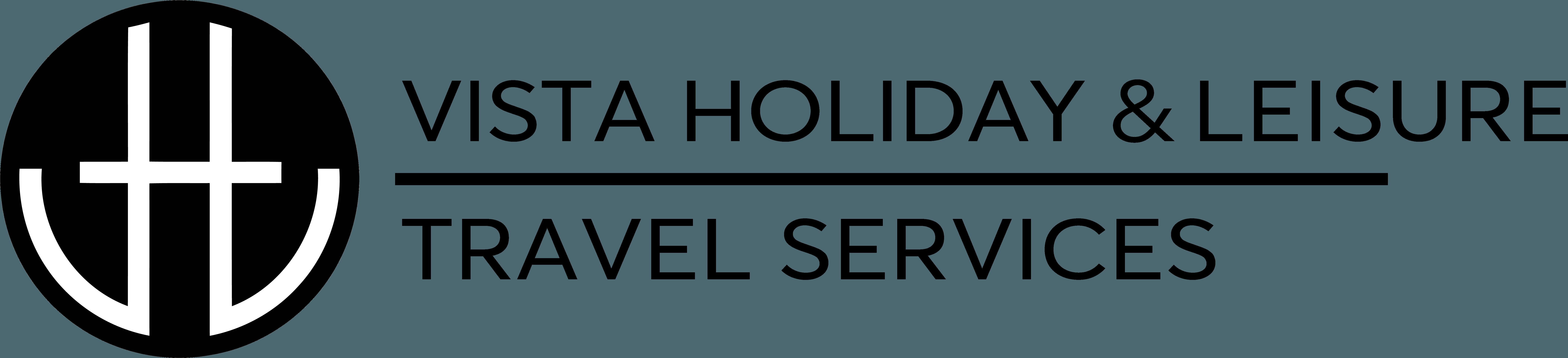 Vista holiday logo